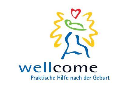 Logo der wellcome-Initiative
